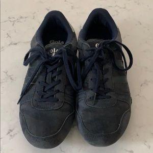 Gola Navy Blue Sneaker - Size 10